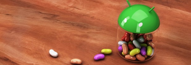 Jelly Bean la nouvelle version Android