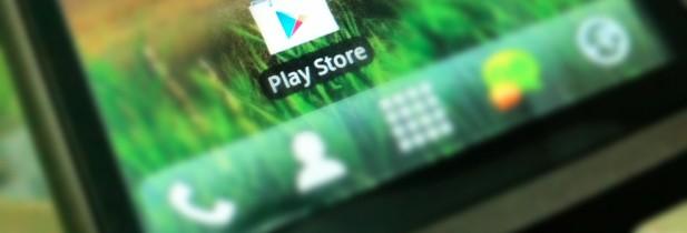 Google Play fête ses 1 an