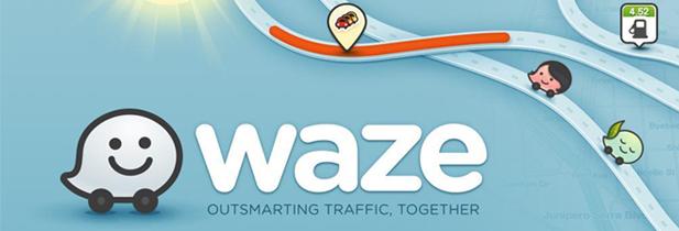 Google rachète l'application Waze