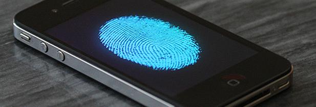 Brevet déposé par Apple pour un lecteur d'empreinte sur l'Iphone 5S