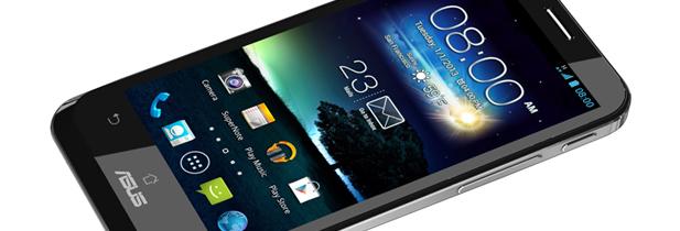 Un smartphone Asus prévu aux Etats-Unis en 2014