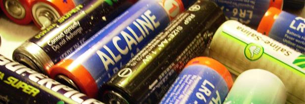 78% des français recyclent correctement les piles