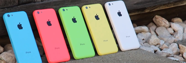 L'Iphone 5C, pas si low cost que ça