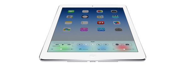 Apple propose l'Ipad air