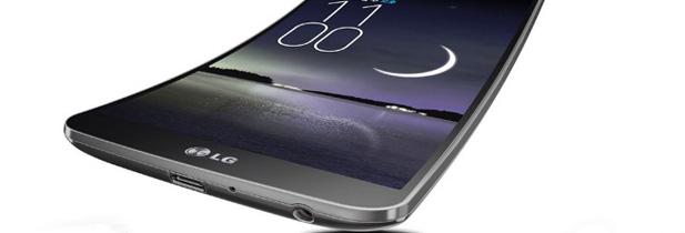 LG G Flex, 800€ chez Orange en février 2014