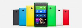 Nokia X : un smartphone android à moins de 100€