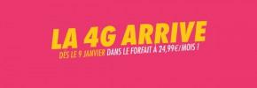 Sosh inclus davantage la 4G dans ses offres