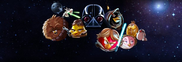 Angry birds star wars est disponible