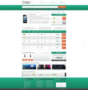 Rachatdemobile.com - Page produit - iPhone 5 64 go
