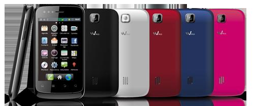 Wiko le smartphone a bas prix