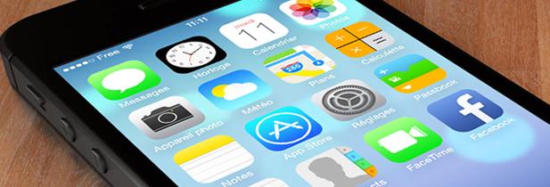 Apple présente iOS 7