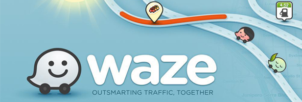 Google rachète l'application Waze