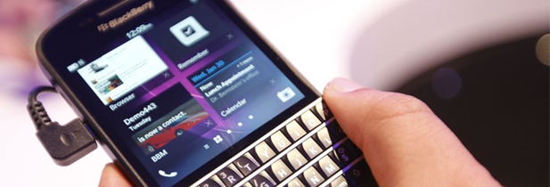 Blackberry innove mais ne perce pas