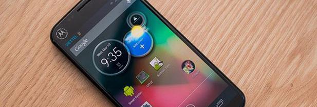Le Moto X, smartphone Motorola à la sauce Google