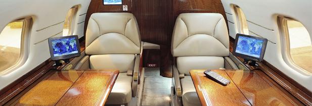 Réservez un vol en jet privé depuis votre mobile, c'est possible !