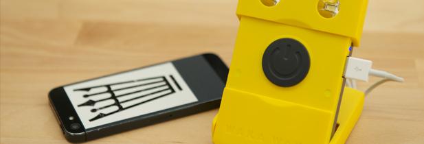 WakaWaka : un chargeur portable solaire USB