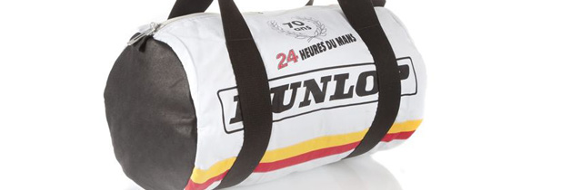 Les maillots des stars recyclés en sac